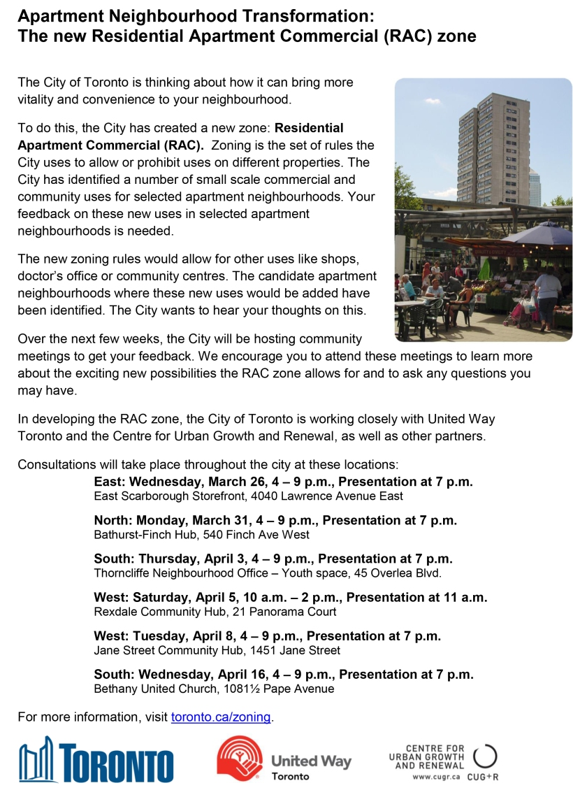 RAC Zoning community meeting flyer FINAL