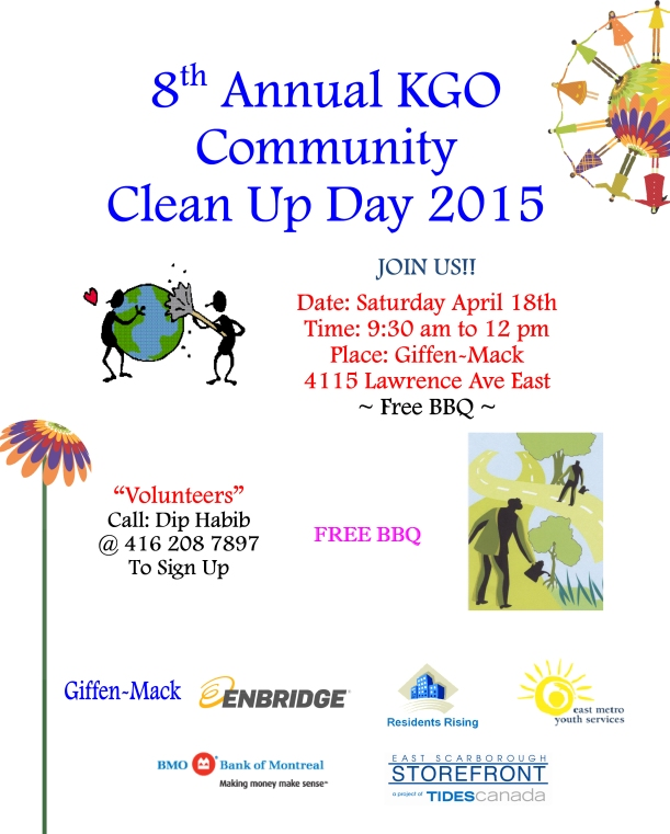 Microsoft Word - Clean Up day Flyer-April 18, 2015